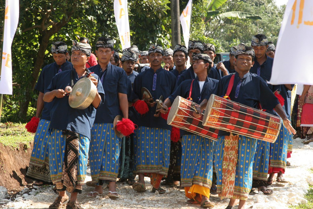 Balinese day of silence