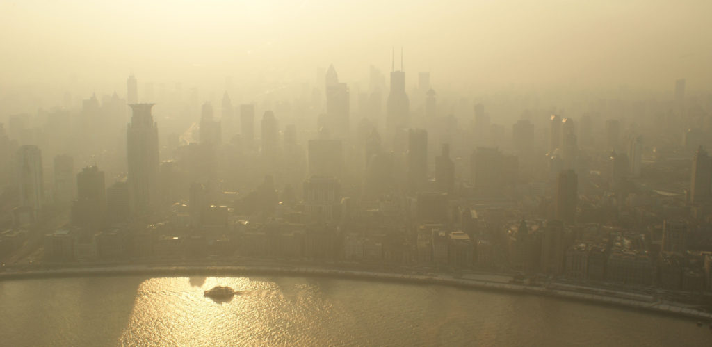 Diseases caused by pollution environmental pollution